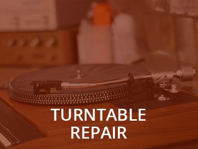 turntable-repair