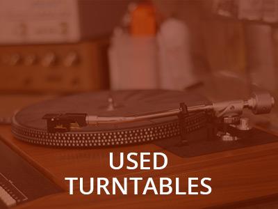 used-turntables