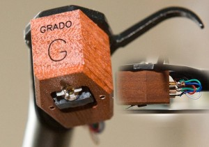 GRADO'S STATEMENT AND REFERENCE SERIES PHONO CARTRIDGES