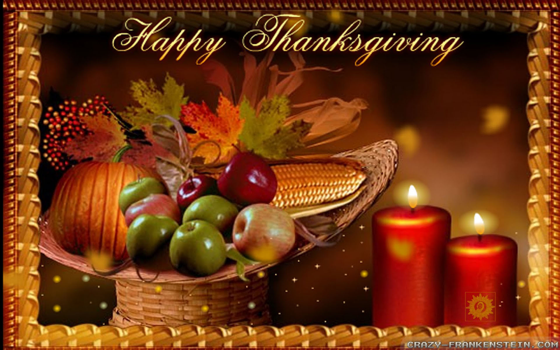 Happy Thanksgiving Day Wallpapers 3 1920×1200