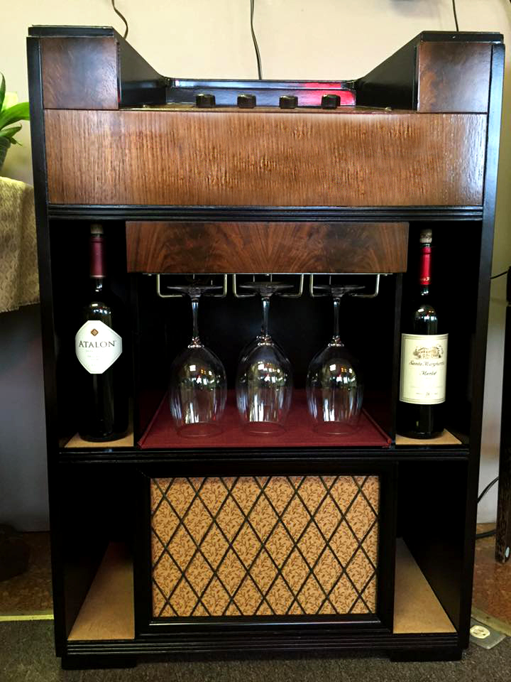Wine Rack Radio