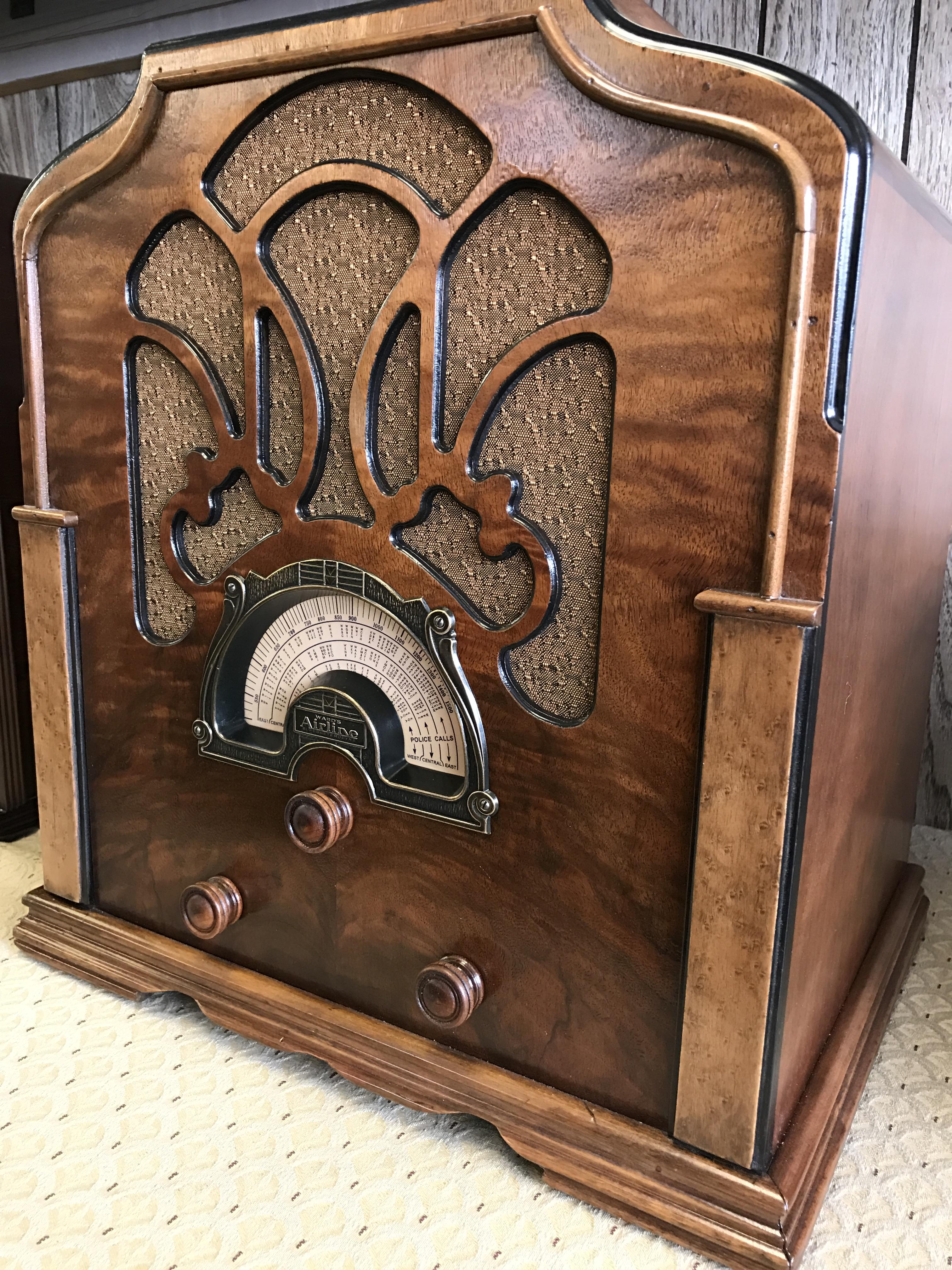 Antique Car Radio Repair