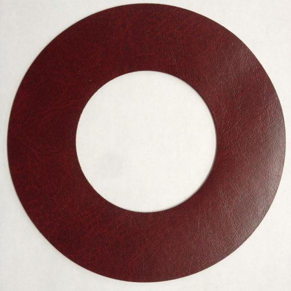 Authentic Reproduction RCA 45 Platter Mats